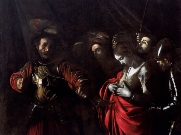 Caravaggio Tour Naples  -  Michael Deeley Historic tour in Naples